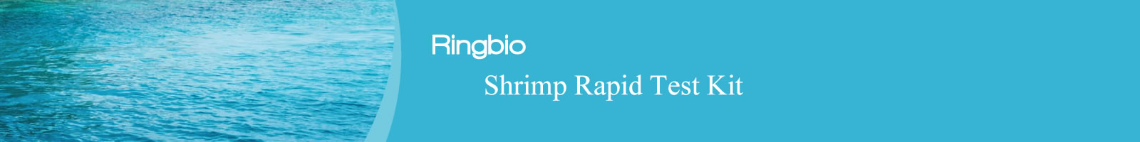 RINGBIO Rapid Test Kit for Shrimp