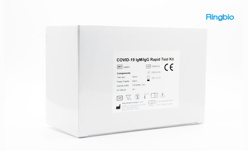 COVID-19 IgM Rapid Test Kit